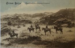 Militair // Armee Belge // Lanciers En Reconnaissance Les Dunes 19?? - België
