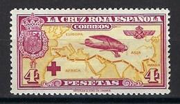 Europe - Espagne - Poste Aérienne N° 16 * - Belle Qualité - - Neufs