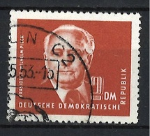 DDR MiNr 326 Gestempelt Geprüft - DDR