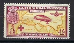 Europe - Espagne - Poste Aérienne N° 16 ** - Belle Qualité - Sans Charnière - Neufs