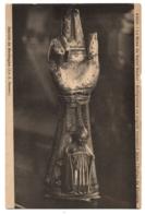 CPA 29 - PLOURIN (Finistère) - 4500. Le Bras De Saint Budoc. Reliquaire En Argent Conservé Dans L'église De Plourin - Francia