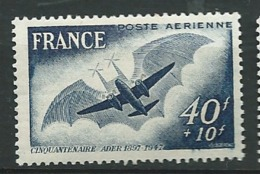 Poste Aérienne  Yvert N°223*  Avec  Trace De Charnière - Aab 25107 - Luchtpost
