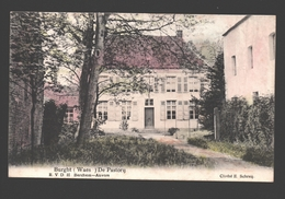 Burcht / Burght (Waes) - De Pastorij - Uitgave R.V.D.H. Berchem-Anvers - Zwijndrecht