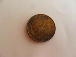 10 Pfennig 1977 F - 10 Pfennig