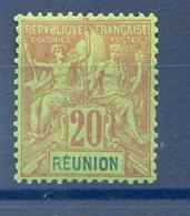 Réunion N°38 Neuf - (F795) - Réunion (1852-1975)