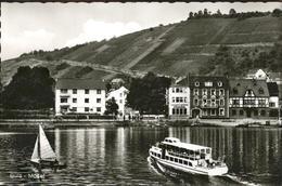 41331736 Guels Koblenz Hotel Weinhaus Werner Kreuter Mosel Guels - Koblenz