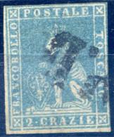 Toscane N°5 Oblitéré - Cote 65€ - (F809) - Toskana