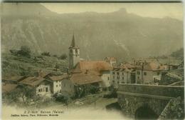 SWITZERLAND - SALVAN - EDIT JULIEN DRERES - 1900s (BG7514) - VS Valais