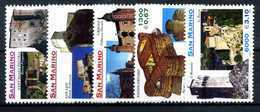 1999 SAN MARINO SET MNH ** - Unused Stamps