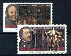 1992 SAN MARINO SET MNH** - Unused Stamps