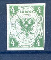 Luebeck N°5 Neuf - (F820) - Luebeck