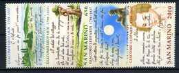 1998 SAN MARINO SET MNH ** - Unused Stamps