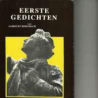 EERSTE GEDICHTEN VAN ALBRECHT RODENBACH Julius Demeester/feb20 - Poesia