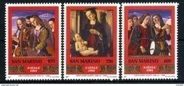 1994 SAN MARINO SERIE COMPLETA MNH ** - Unused Stamps