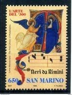 1995 SAN MARINO SERIE COMPLETA MNH ** - Unused Stamps