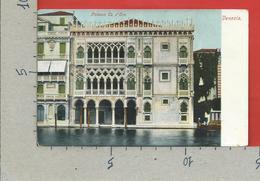 CARTOLINA VG ITALIA - VENEZIA - Palazzo Ca D'Oro 7022 - 9 X 14 - 1915 - Venezia