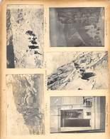"""CPA / PLANCHE 5 PHOTOS FRANCE 74 """"Chamonix, Mer De Glace, Marchand De Piolets..."""" - Chamonix-Mont-Blanc"""