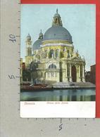 CARTOLINA VG ITALIA - VENEZIA - Chiesa Della Salute 7025 - 9 X 14 - 1915 - Venezia (Venice)