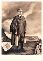 """III. Reich, Propaganda Karte """" Adolf Hitler   """" Der Führer Und Oberste Befehlhaber Der Wehrmacht, HDK - Weltkrieg 1939-45"""