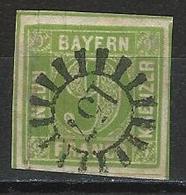 Bayern Mi 5  O 157 - Bavière