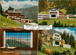 HITLERS BERGHOF A. OBERSALZBERG MAISON DE HITLER - Allemagne