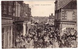GAVRAY - Un Jour De Marché - Autres Communes