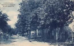 Algérie / Kabylie / Bordj-Ménaïel - Épicerie-Boulangerie BLATT MARTIN - Éditions M. Blatt - Année 1936 - Algérie