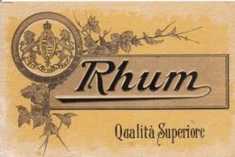 Rhum - Qualita Superiore - Rhum