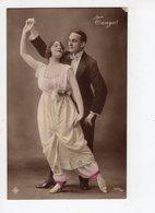 72 - DANSE - La Tango - Couples