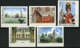 [A2652] België 2377/81 – Toerisme – Antwerpen – Gerpinnes – Lommel – ON – Cote: € 50,00 - België