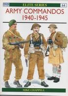 OSPREY ARMY COMMANDOS 1939 1945 ARMEE BRITANNIQUE TROUPE CHOC - Boeken