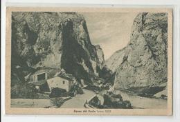 Italie Italia Italy - Marche Passo Del Furio ( Anno 1870 ) - Altre Città
