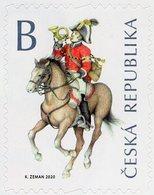 Czech Republic - 2020 - Postal Uniforms - Mint Self-adhesive Booklet Stamp - República Checa