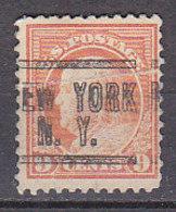 J0474 - ETATS UNIS USA Yv N°186 NEW YORK - Stati Uniti