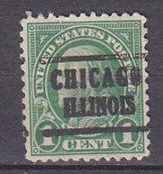 J0479 - ETATS UNIS USA Yv N°228 CHICAGO - Stati Uniti