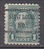 J0481 - ETATS UNIS USA Yv N°228 SAINT LOUIS - Stati Uniti