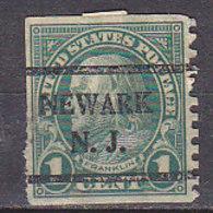 J0483 - ETATS UNIS USA Yv N°228Cd NEWARK - Stati Uniti