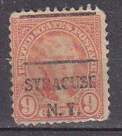 J0489 - ETATS UNIS USA Yv N°236 SYRACUSE - Stati Uniti