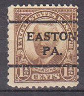 J0507 - ETATS UNIS USA Yv N°292 EASTON - Stati Uniti