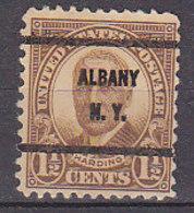 J0508 - ETATS UNIS USA Yv N°292 ALBANY - Stati Uniti