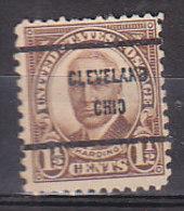J0516 - ETATS UNIS USA Yv N°292 CLEVELAND - Préoblitérés