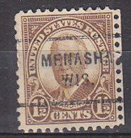 J0517 - ETATS UNIS USA Yv N°292 MENASH - Stati Uniti