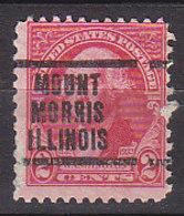 J0519 - ETATS UNIS USA Yv N°302 MOUNT MORRIS - Stati Uniti