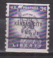 J0537 - ETATS UNIS USA Yv N°581a KANSAS CITY - Stati Uniti