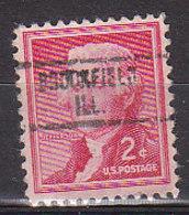 J0543 - ETATS UNIS USA Yv N°588 BROOKFIELD - Stati Uniti