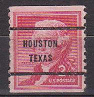 J0544 - ETATS UNIS USA Yv N°588a HOUSTON - Stati Uniti