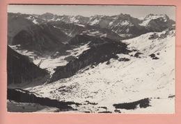 OLD POSTCARD - SWITZERLAND - SCHWEIZ - SUISSE -    VERBIER - ED. DARBALLAY 7001 - VS Valais