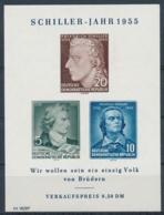 DDR/East Germany/Allemagne Orientale 1955 Mi: Block 12 (PF/MNH/Neuf Sans Ch/nuovo Senza C./**)(5123) - Blocks & Kleinbögen