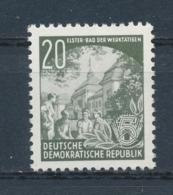 DDR/East Germany/Allemagne Orientale 1953 Mi: 370 Odr Yt: 125 (PF/MNH/Neuf Sans Ch/nuovo Senza C./**)(5128) - Ungebraucht