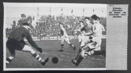 Gantoise-Beerschot : Voetbal 1949 - Documents Historiques